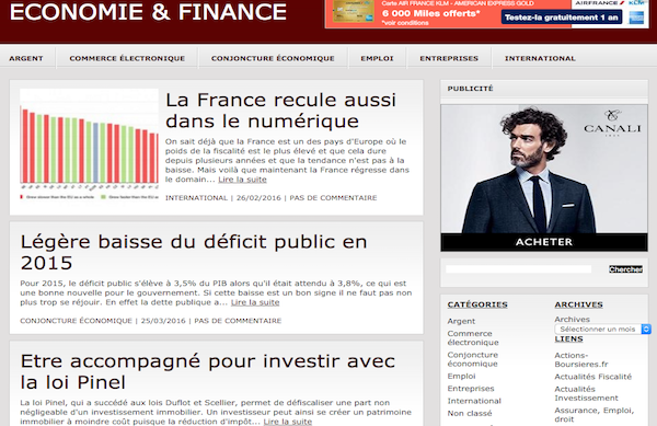 Interview economie-finance.info