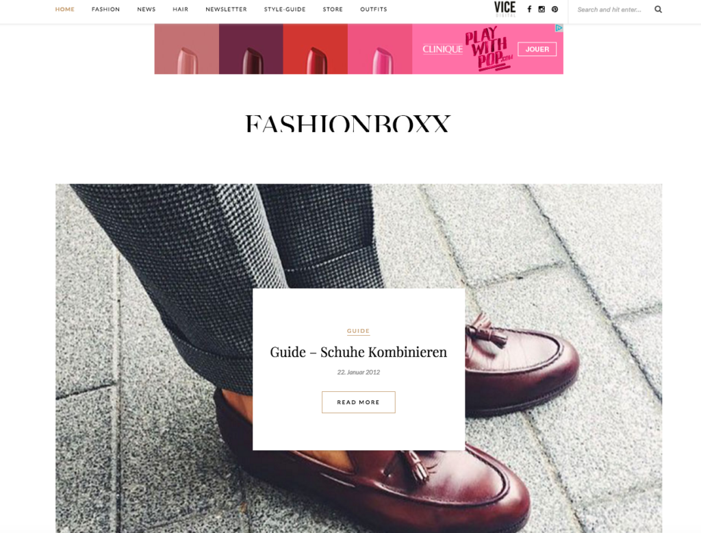Fashionboxx