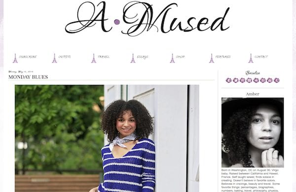 Interview A Mused Blog