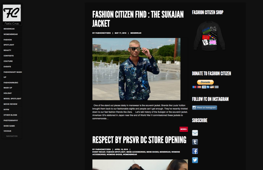 fashion citizen 2