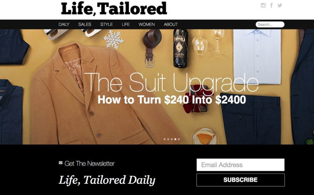 lifetailored