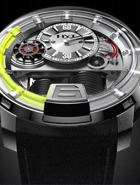 HYT – The New H2 Tradition Watch