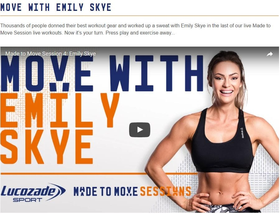 move with emily skye