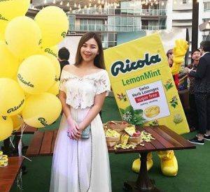 Ricola Launches in Thailand with Influencer Event