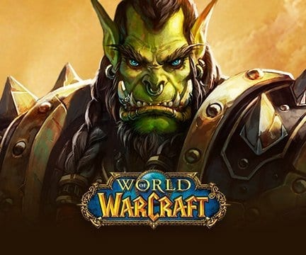 World of Warcraft Twitch