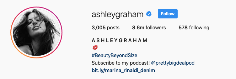 Ashley Graham Instagram