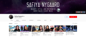 Beauty Influencer Safiya Nygaard Top Beauty YouTubers 2019