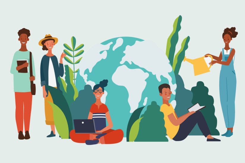 Celebrate Earth Day 2020 at Home with these Brands, Influencers & Virtual Events