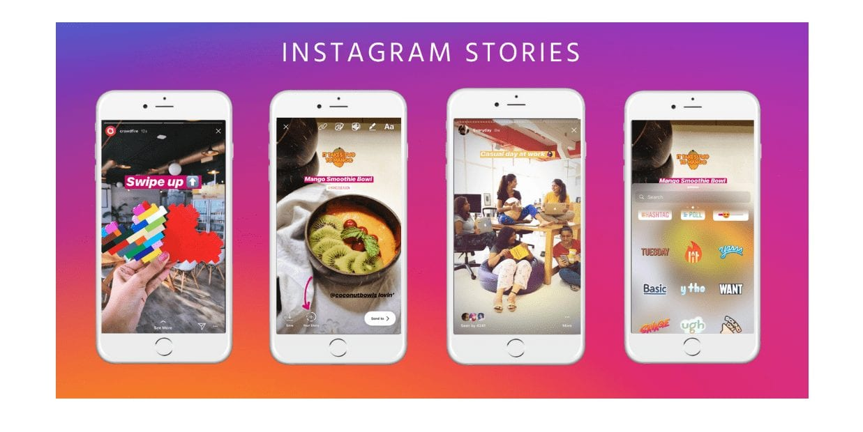 instagram stories for maximizing ecommerce sales