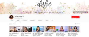 Beauty Influencer Dulce Candy Top Beauty YouTubers 2019